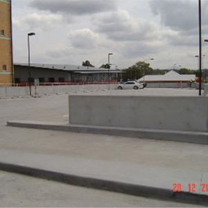 New Carpark Area